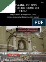 SISMO PERU PARTE 1