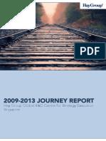 2009-2013 Journey Report for the Economic Development Board (Singapore)