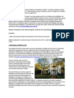 EXAMPLES OF HISTORIC PRESERVATION IX