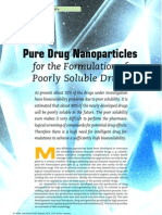 NP in drug formulations