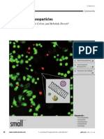 Cytotoxicity due to nanomaterials