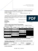 Formulario Datos Estudiantes Nivel 4