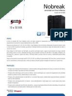 Catálogo de Nobreak SMS Sinus Triphases 12210 (130704)
