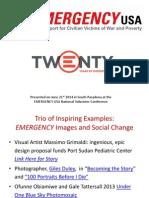 2014 EMERGENCY USA Conference Presentation