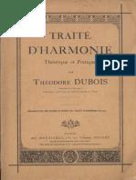 Traite D'harmonie
