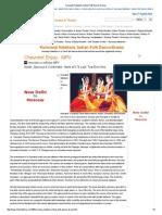 Kuravanji Natakam, Indian Folk Dance-Drama