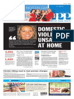 Asbury Park Press front page Sunday, July 6 2014