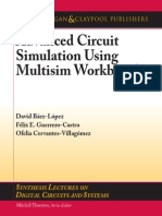 Advance Circuit Simulation Using Multisim Workbench