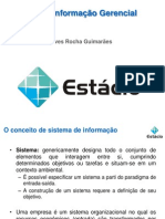 02 Sistema de Informação Gerencial SIG
