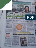 Dragica Tomić i Budžetska inspekcija