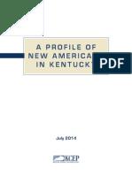 New Americans in Kentucky