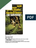 Bradley, Marion Zimmer & Zimmer, Paul - Red Moon 2 - The Survivors