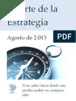 2013 08 0 El Arte de La Estrategia