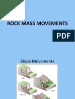 Rock Mass Movement