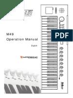 M49 Operation Manual