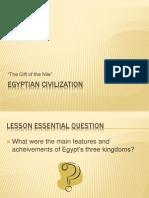 Lesson 3 (Egypt)