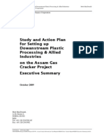 60 Executive Summary.of Downstrean Plastic Processing