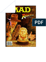 Indiana Jones MAD Magazine