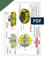 Resinex Mooring Buoy New DWG N 12224 11