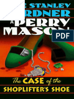 13- The Case of the Shoplifter's Shoe - Erle Stanley Gardner