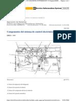 22 Componentes Del Sistema de Control Electronico