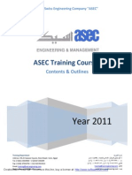 Combined PDF Courses Outlines A&E 2011