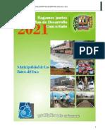 Plan Desarrollo Concertado Bi 2021