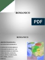 3a.- El Romanico
