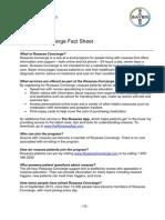 fact sheet - rosacea concierge patient program