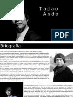 Tadao Ando - Teoria II