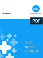 Yds Word Power Introduction