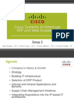 03_Cisco Systems Architecture ERP and Web Enabled IT