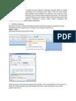 Membuat Daftar Isi Di Microsoft Word 2007