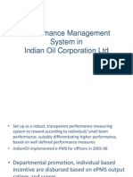97287118 Performance Management System in IOCL