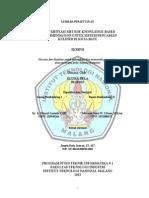 Implementasi Metode Knowledge- Based Recommendation untuk Sistem Pencarian Kuliner di Kota Batu