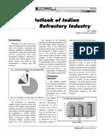 Refractory Industry Report