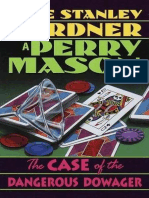 10- The Case of the Dangerous Dowager - Erle Stanley Gardner