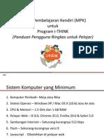 Panduan Pengguna Untuk Pelajar MPK I-THINK v2