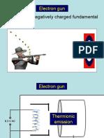 PP Electron gun