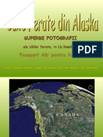 Alaska pe TREN-Ro