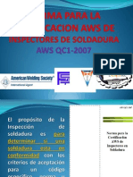 AWS  QC1-2007