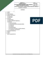 Estándar 010 de Seguridad Para El Almacenamiento y Manipulación de Productos Quimicos