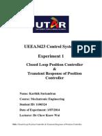 Control System Lab1