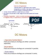 Speed DC Motor