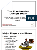 3-The Foodservice Design Team