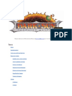 Cópia de Dungeon World Dark Sun