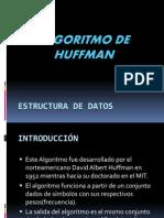 Algoritmo de Huffman 2