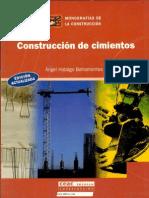 Construcción de Cimientos Ángel Hidalgo