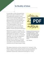 The Reality of Islam - Sam Harris - Secure