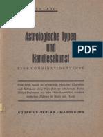 Johannes Lang-Astrologische Typen und Handlesekunst-48 S-1931